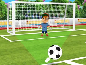 Alvin and the Chipmunks: Football Free Kick