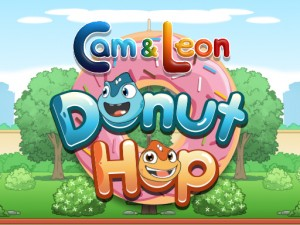 Cam and Leon Donuts Hop