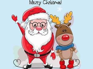 Christmas Fun Hidden Stars