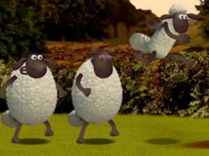 Shaun The Sheep: Alien Athletics