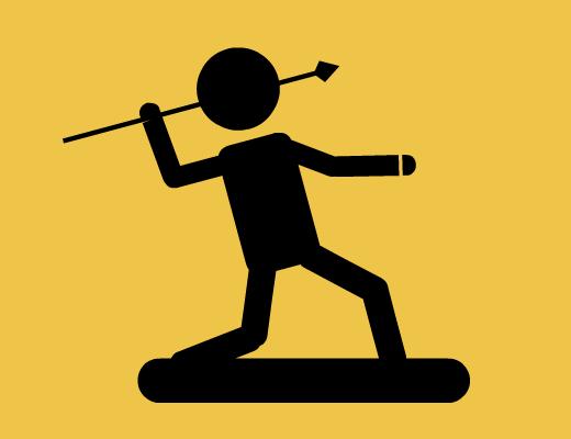 The Spear Stickman