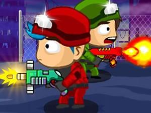 Zombie Parade Defense 2